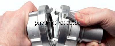 mm Schlauch 52-C geschmiedet Aluminium 1 Werkstoff:Aluminium Storz-Kupplung 25 geschmiedet