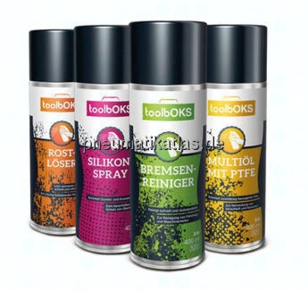 OKS toolbOKS Multiöl mit PTFE, 400 ml Spraydose